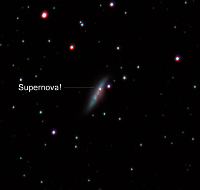 cigar galaxy supernova barn door tracker