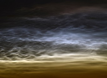 noctilucent clouds UK july 2014
