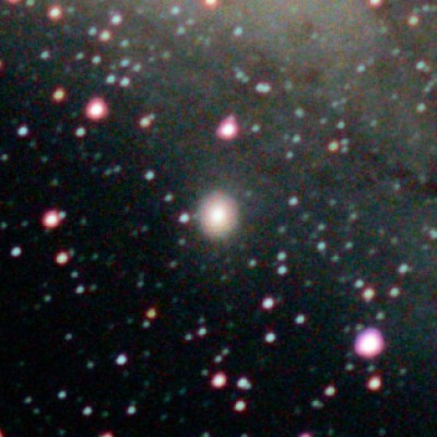 M32 dwarf elliptical galaxy