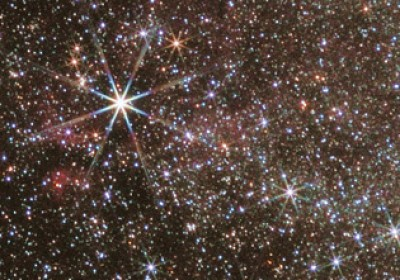 Messier M29 open cluster in cygnus