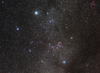 Astrophotography with nikon 35mm f1.8 G lens