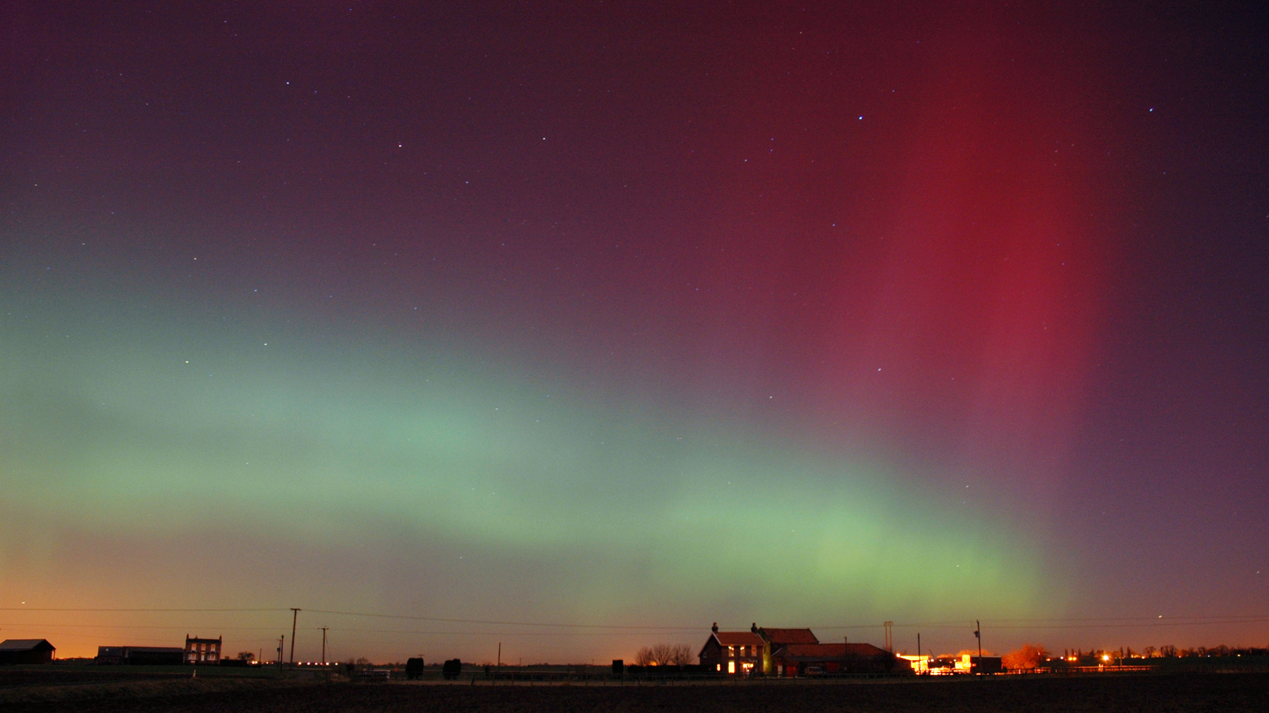 aurora in selby north yorkshire