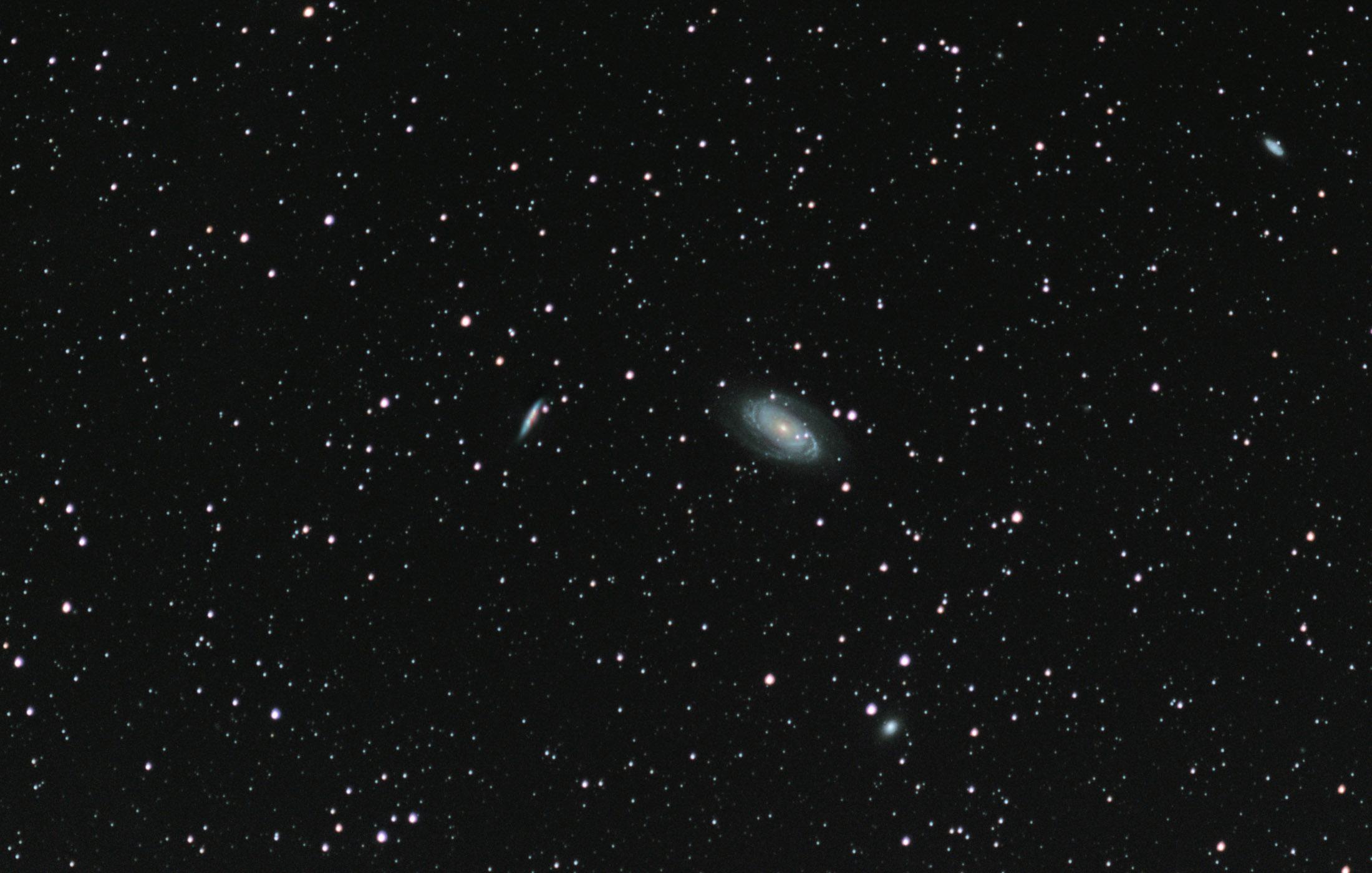 cigar galaxy M81 M82 supernova nikon 180mm