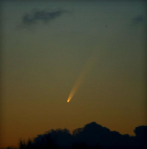 Comet McNaught 2007