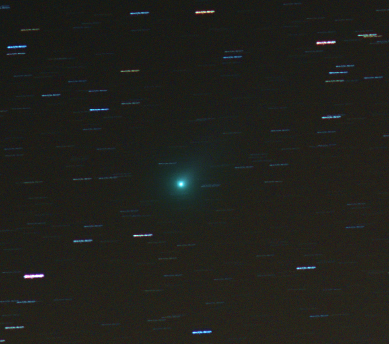 comet lovejoy C/2013 R1 barn door tracker