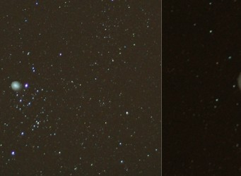 comet holmes 2007