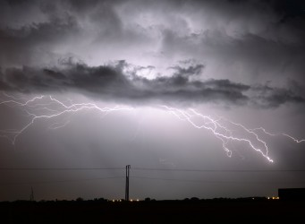 lightning selby north yorkshire
