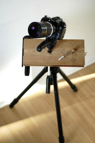 Noctilove Astrophotography Barn Door Tracker Metric Barn