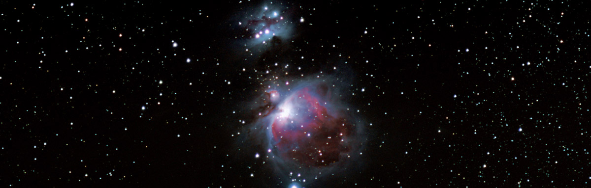 orion nebula M42 barn door tracker 180mm f2.8