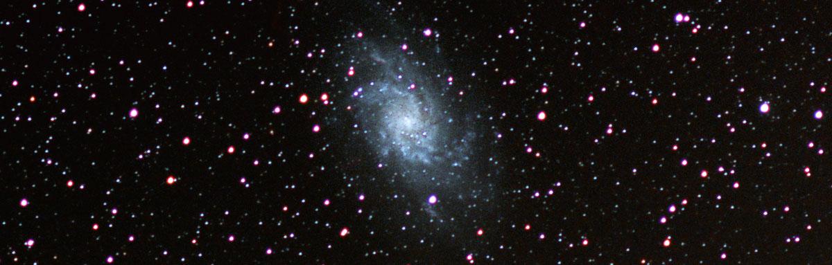 triangulum galaxy barn door tracker